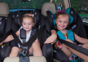 safest car seats for 4 year old