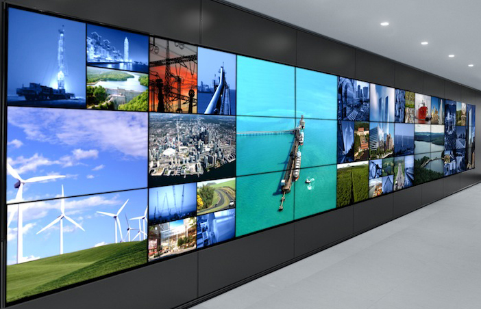 best tv for video wall