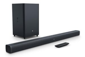 best jbl soundbar with subwoofer