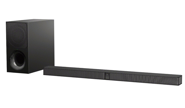 best sony soundbars with subwoofer