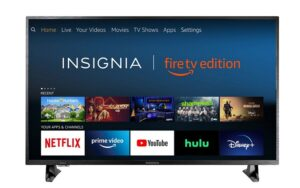 best soundbar for insignia tv