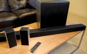 best vizio soundbar with subwoofer