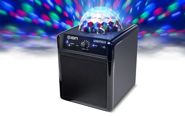 best ion speakers with lights