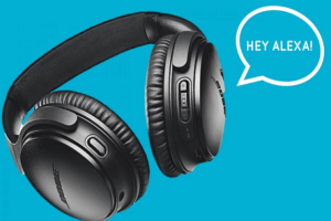 best bose headphones with alexa