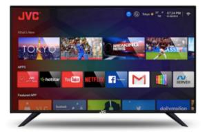 How to Set Sleep Timer on JVC Smart TV
